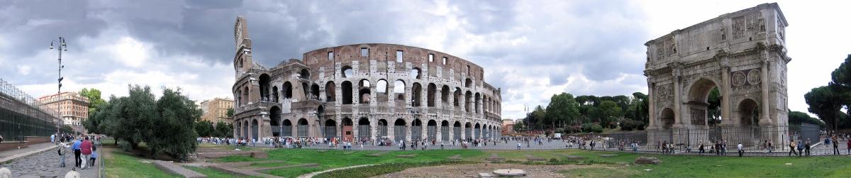 Rome Panaroma