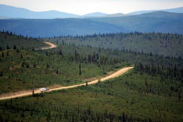 Somewhere in Dempster Highway