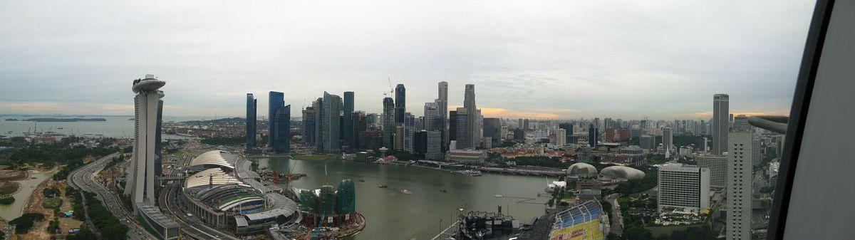 Singapore Panaroma